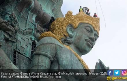 Patung Garuda Wisnu Kencana, Ikon Baru Pulau Dewata - JPNN.COM