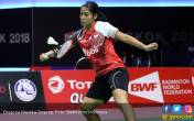 Piala Uber: Cuma 23 Menit, Indonesia Unggul 1-0 dari Prancis - JPNN.COM