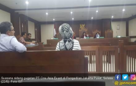 Gugatan Wanprestasi One Asia Mulai Disidangkan - JPNN.COM