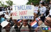 Rakyat Thailand Mulai Gerah Dipimpin Junta Militer - JPNN.COM