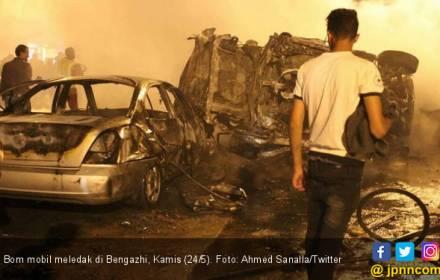 Astaga, Bom Teroris Sasar Warga sedang Ngabuburit - JPNN.COM