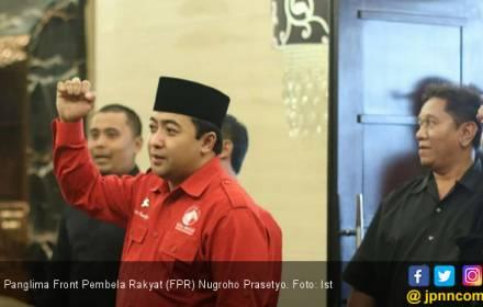 Nugroho Prasetyo Diklaim Sebagai Ketum Partai Rakyat yang Sah - JPNN.COM