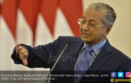 Gagal Penuhi Janji 100 Hari, Kubu Mahathir Salahkan Najib - JPNN.COM