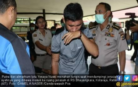 Jenazah Iptu Jesaya Tiba, Polisi Masih Kejar Pelaku - JPNN.COM