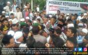 Kronologis Yusril Diadang Massa, Arifin Ilham Turun Tangan - JPNN.COM