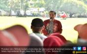 Jokowi: Saya Sudah Berlatih Lama tapi Level Belum Naik - JPNN.COM