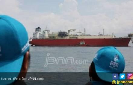 Pipa Gas Bawah Laut Bocor di Perairan Banten - JPNN.COM