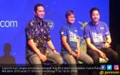 Hariyanto Arbi Ramaikan Kudus Relay Marathon 2018 - JPNN.COM