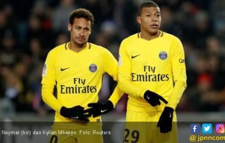 PSG Bisa Melepas Neymar, tapi Kylian Mbappe Tak Bakal Dijual - JPNN.COM