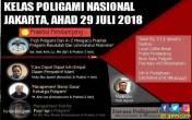 Masuk Kelas Poligami Nasional, Bayar Tiket Rp 3,5 Juta - JPNN.COM