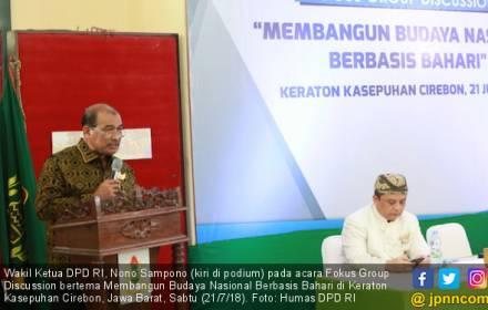 DPD RI: Membangun Budaya Nasional Berbasis Bahari - JPNN.COM