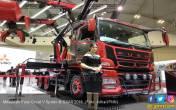 GIIAS 2018: Pesan Bisnis Mitsubishi Fuso Lewat Truk Spider - JPNN.COM