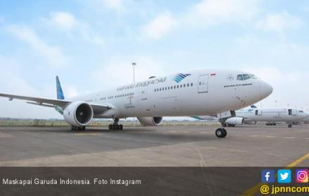 Garuda Indonesia Operasikan Layanan Penerbangan Vintage - JPNN.COM