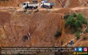 Tambang Pasir Ilegal Beroperasi, Bukit di Batam Makin Gundul - JPNN.COM