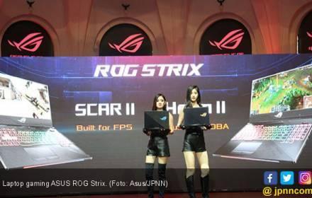 Laptop Gaming Asus ROG Strix Mulai dari Rp 24 Jutaan - JPNN.COM
