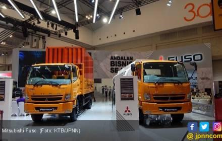 Colt Diesel Masih jadi Truk Andalan Mitsubishi - JPNN.COM