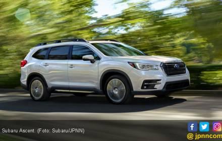Salah Las, Subaru Ascent 2019 Ditarik dari Peredaran - JPNN.COM