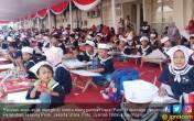 Rayakan HUT RI, 560 Anak Ikut Lomba Menggambar Kapal Pelni - JPNN.COM