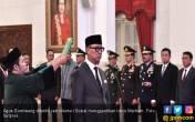 Ginanjar Terharu Bisa Saksikan Anaknya Jadi Menteri - JPNN.COM
