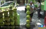 756 Tabung LPG 3kg Digunakan oleh Pelaku Usaha NonSubsidi - JPNN.COM