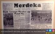 Aliran Emas & Selayang Babakan Sejarah dari Asian Games 1962 - JPNN.COM