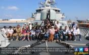 Satgas MTF TNI Selenggarakan Open Ship Untuk WNI di Lebanon - JPNN.COM