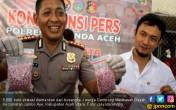 Kurir Diupah Rp 10 Juta Bawa 5.000 Butir Ekstasi - JPNN.COM