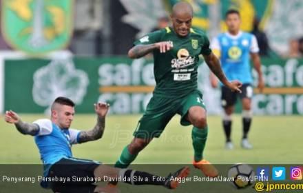 Persebaya Terpuruk, Da Silva Bisa Jadi Top Scorer - JPNN.COM
