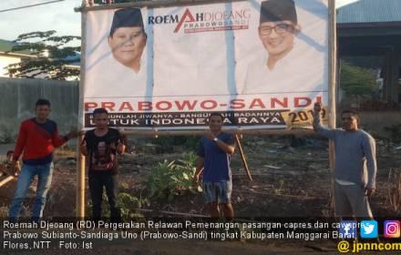 RD Resmi Buka Pendaftaran Relawan Pemenangan Prabowo - Sandi - JPNN.COM