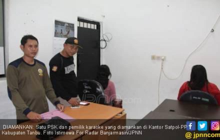 Anggota Satpol PP Tawar PSK, Langsung Sepakat - JPNN.COM