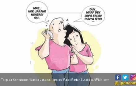 Tergoda Kemulusan Wanita Jakarta - JPNN.COM