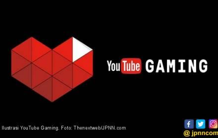 Google Tutup Situs Web YouTube Gaming - JPNN.COM