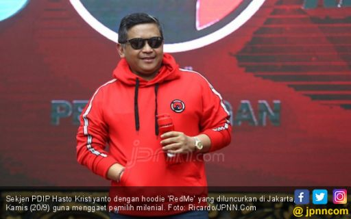Prabowo Pesimistis soal Banjir, Hasto: Kami Dukung Pak Anies