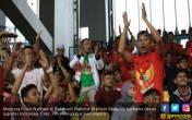 Komentar Menpora Usai Nonton Kemenangan Indonesia VsIran - JPNN.COM