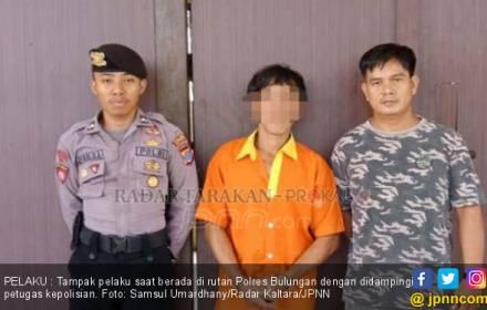 Edan, Ayah Ajari Putri Kandung Begituan di Kebun Durian - JPNN.COM