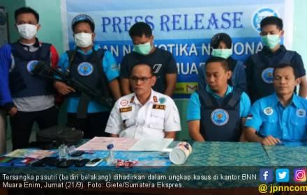 BNN Ungkap Peredaran Sabu-sabu Dikemas Dalam Bungkus Permen - JPNN.COM