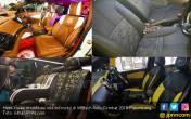 Inspirasi Modifikasi Interior Mobil di Mbtech Auto Combat - JPNN.COM