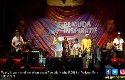 Ready Steady Gemparkan Acara Pemuda Inspiratif di Padang - JPNN.COM