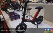 Sepeda Listrik I-Nox Dijual dengan Harga Rp 15 Juta - JPNN.COM