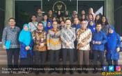 Raker di Malaysia, KAUP-FEB Disambut Dubes Rusdi Kirana - JPNN.COM