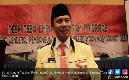 """Apdesi Akan Memberi Gelar """"Bapak Pembangunan Desa"""" ke Jokowi"""