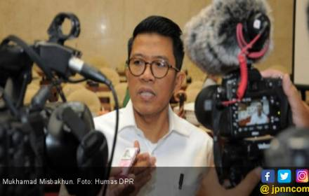 Mukhamad Misbakhun Rutin Puasa Daud dan Minum Teh Kamomil - JPNN.COM