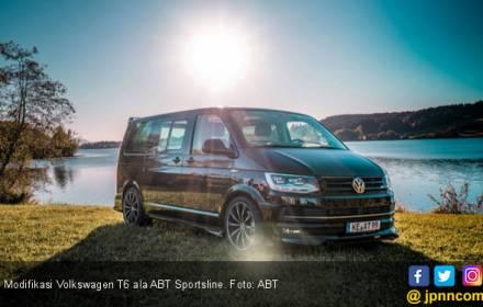 Mengungkap Wujud Lain MPV Volkswagen T6 - JPNN.COM