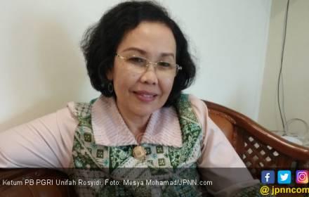 Unifah: PB PGRI Netral, Tetap Dorong Revisi UU ASN - JPNN.COM