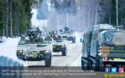 NATO Gelar Latihan Perang Besar-Besaran, Rusia Sewot - JPNN.COM