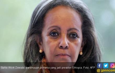Sahle-Work Zewade Jadi Presiden Perempuan Pertama Ethiopia - JPNN.COM