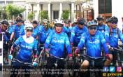 BTN Tour de Borobudur Dongrak Pariwisata di Jateng - JPNN.COM