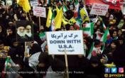Rayakan Revolusi Islam, Warga Iran Nyanyikan Matilah Amerika - JPNN.COM