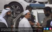 Habib Rizieq Sempat Ditahan setelah Dicecar Intel Arab Saudi - JPNN.COM