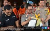Polisi Tangkap 8 Pelaku Penyelundupan 1 Kg Kokain di Jambi - JPNN.COM